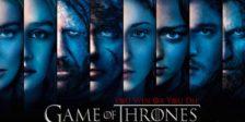 E se o realizador Tim Burton tivesse desenhado as personagens de Game of Thrones? O resultado teria sido incrível, não concordas!