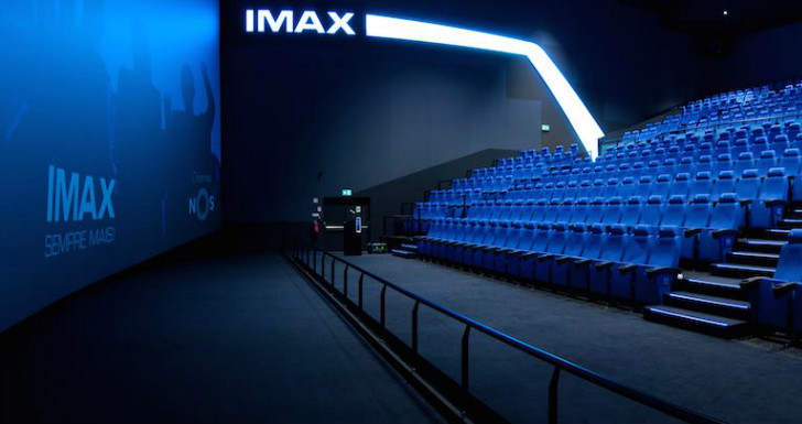 IMAX Portugal Marshopping Nos Cinemas festa do cinema