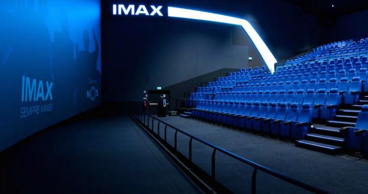IMAX Portugal Marshopping Nos Cinemas festa do cinema