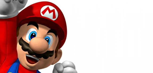 Super Mario já não é canalizador