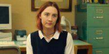 Saiorse Ronan pode estar de novo na corrida ao Óscar de Melhor Atriz com Lady Bird, o primeiro filme de Greta Gerwig como realizadora.