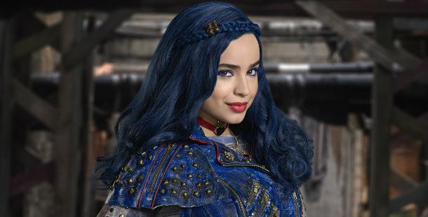 Sofia Carson descendentes 2