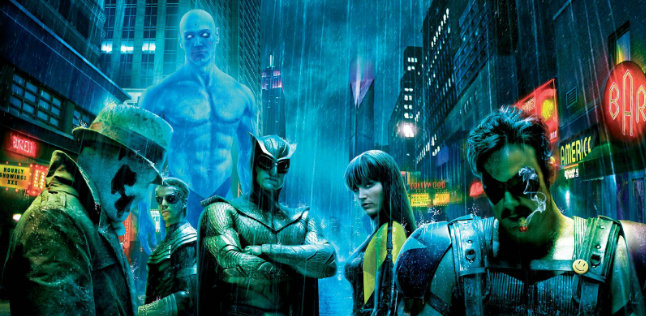 Watchmen, HBO, Damon Lindelof, DC Comics