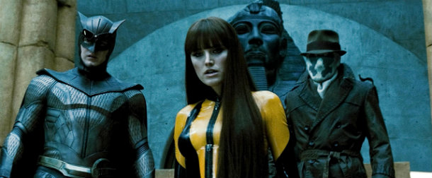 Watchmen, HBO, David Lindelof, DC Comics
