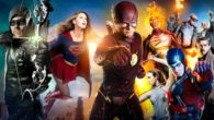 Flash,Arrow,Supergirl e as DC's Legends of Tomorrow vão reunir-se num novo e muito esperado crossover.