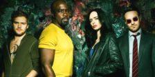 Os Defensores são a série menos vista daquela que se julga ser uma parceria bastante lucrativa, a Marvel e a Netflix.