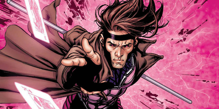 Gambit, Channing Tatum, 20th Century Fox, X-Men