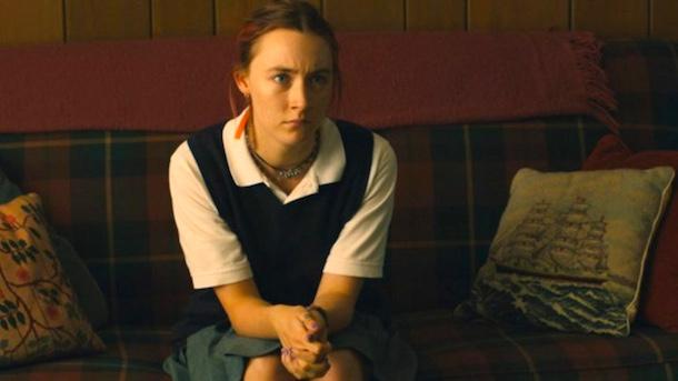 Saoirse Ronan Lady Bird NYFCC