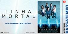 Participa e habilita-te a ganhar um convite duplo para a antestreia do filme Linha Mortal. Descobre o que está para além da morte!