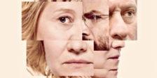 Uma estrela de cinema moribunda, um momento de terror e um trio de faces fragmentadas são as principais imagens dos melhores posters da semana.