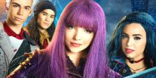 """""""Os Descendentes 2"""" é a nova surpresa do Disney Channel! Regressa a este mundo habitado pelos filhos dos grandes vilões da Disney!"""