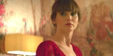 """Depois de terror, Jennifer Lawrence estreia-se nos filmes de espiões. A """"Girl on Fire"""" é a protagonista da adaptação literária de """"Red Sparrow""""."""