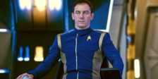 """Chega hoje à Netflix a sexta série do universo """"Star Trek"""". Percorre a nossa galeria e fica a conhecer as principais personagens."""