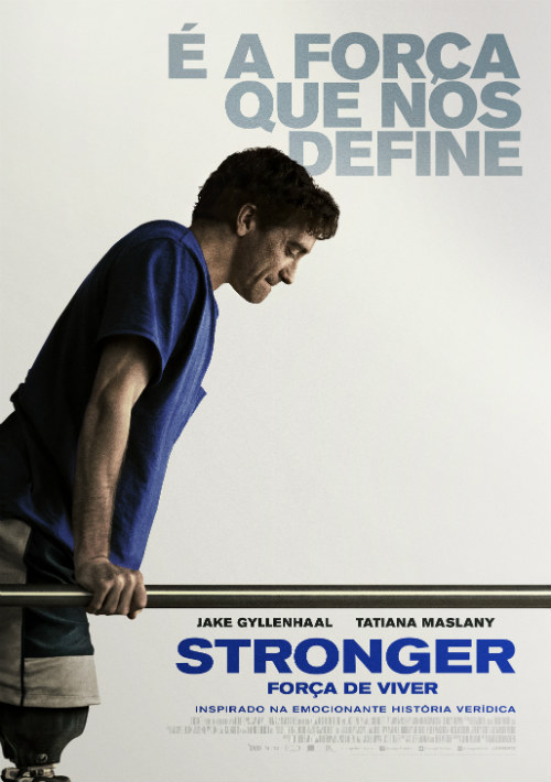 Stronger: Força de Viver