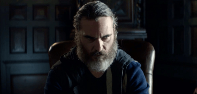 """You Were Never Really Here"" já tem trailer e conta com Joaquin Phoenix no papel principal"