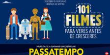 Pronto para descobrires quais os 101 Filmes para Leres Antes de Cresceres?