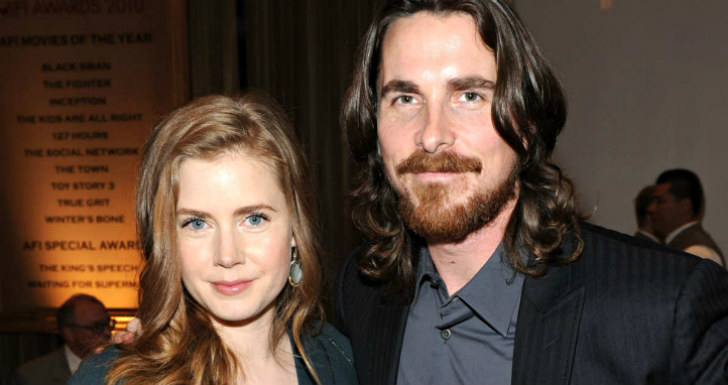 Amy Adams Christian Bale Cheney
