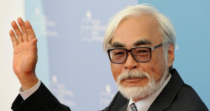 Haya Miyazaki, Estúdio Ghibli