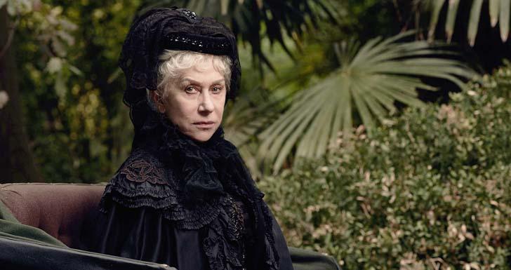 Helen Mirren Winchester