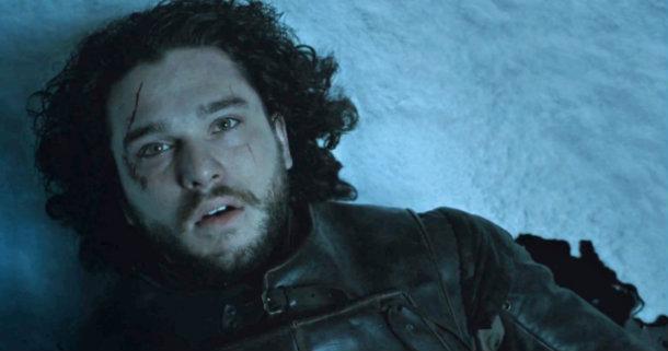 Kit Harington chora final Game of Thrones