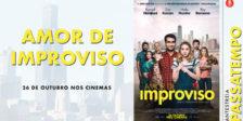 Participa e habilita-te a ganhar um convite duplo para a antestreia do fantástico filme Amor de Improviso, sobre Kumail Nanjiani e Emily V. Gordon