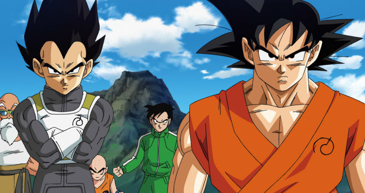O Japão na Netflix - Dragon Ball Z: Resurrection 'F'
