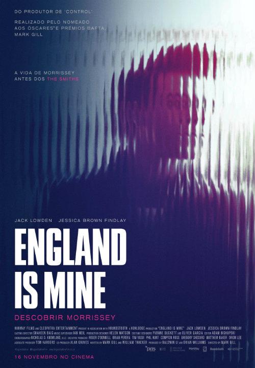 England is Mine: Descobrir Morrissey