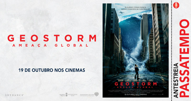 Geostorm: Ameaça Global