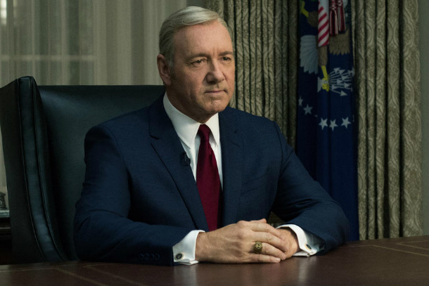 Kevin Spacey House of Cards cancelada