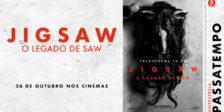 Participa e habilita-te a ganhar um convite duplo para a antestreia do aterrorizante Jigsaw: O Legado de Saw.