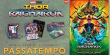 Participa e habilita-te a ganhar prémios do fantástico filme Thor: Ragnarok, parte do MCU.