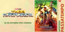 Participa e habilita-te a ganhar um convite duplo para a antestreia do fantástico filme Thor: Ragnarok, parte do MCU.