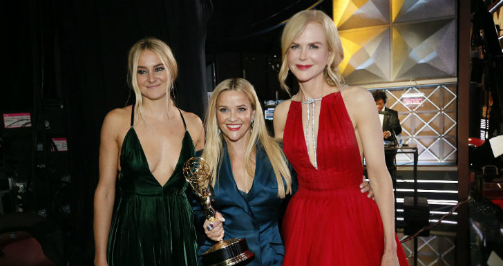 Big Little Lies elenco