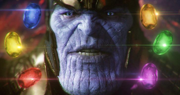 Infinity Stones Thanos