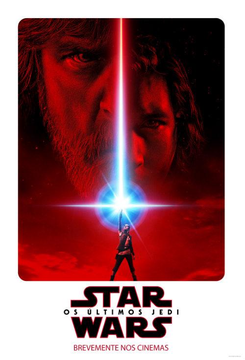Star Wars os ultimos jedi poster teaser pt