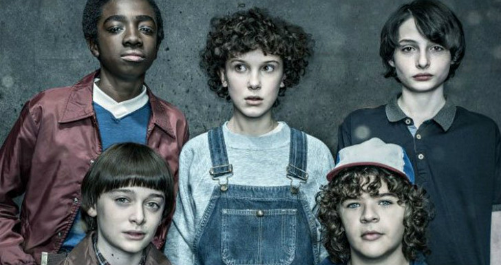 Stranger Things elenco