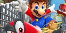"""O agora não canalizadorMario regressou recentemente às consolas em """"Super Mario Odyssey"""" e parece que já conquistou o coração de todos os fãs!"""