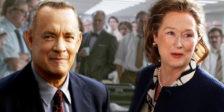 Com a época dos Óscars prestes a começar chega a vez de Steven Spielberg, Meryl Streep e Tom Hanks mostrarem o que têm guardado.