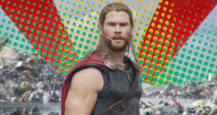 Thor Ragnarok Easter Eggs