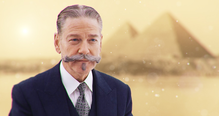 Um Crime no expresso do oriente Hercule Poirot Death on the Nile