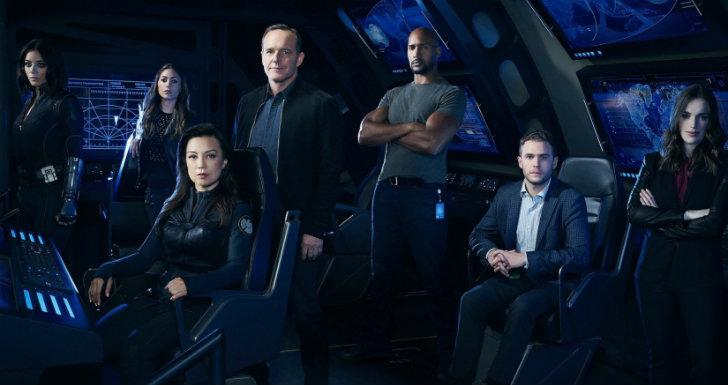 Marvel, Agents of Shield, FOX