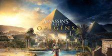 Assassin's Creed está de volta, agora com Origins, para nos mostrar como tudo começou. Valerá a pena visitar o Antigo Egipto?