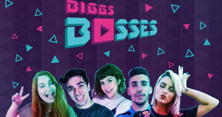 biggs bosses youtubers portugueses