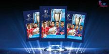 Se gostas de futebol e de colecionar cromos então este passatempo é para ti! Ganha cromos da Champions League!