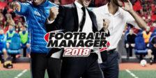 Participa e habilita-te a ganhar um exemplar do jogo Football Manager 2018 para o PC.