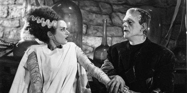 Universal, Universal Studios, Noiva de Frankenstein,