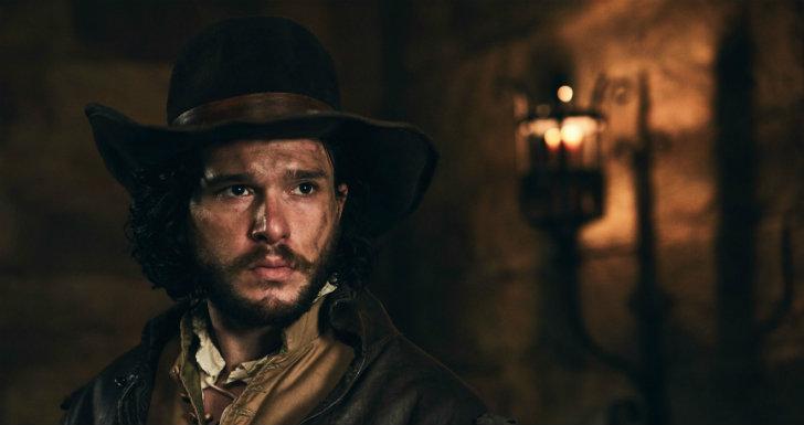 Gunpowder, Kit Harington, BBC, HBO