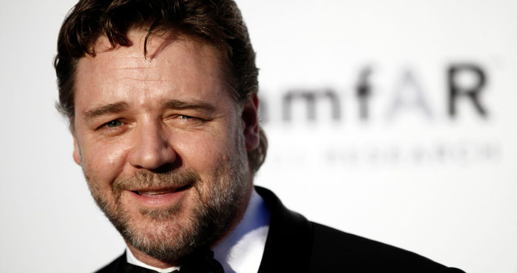 russell crowe awards