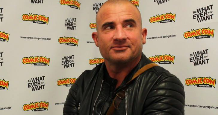Dominic Purcell Entrevista Comic Con Portugal
