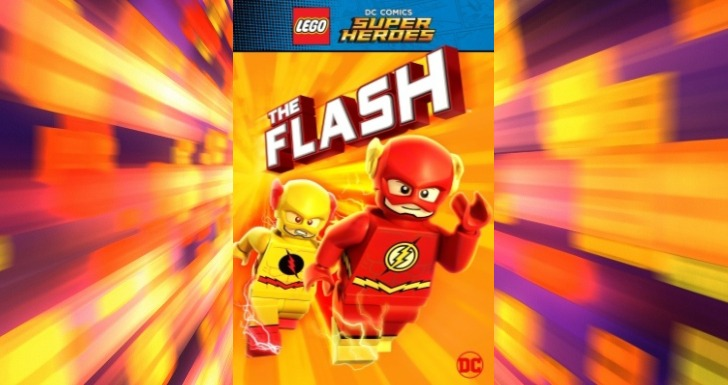Flash, Lego, DC